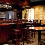 Inviting Bar Area