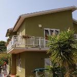 La foto ritrae la Villa del B&B . VILLA CORALLINA -AGRIGENTO --a 3 Km  dalla Valle dei templi e