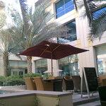 Gold and diamond park Dubai