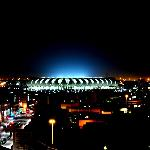 The Stadium at Night