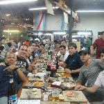 Cena de Fin de año en Los Talas