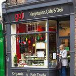 Goji Cafe, 36 Goodramgate, York
