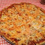Signature Sausage Pizza