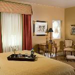 Premium accommodations