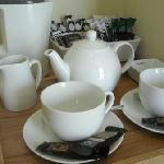Tea and coffee making.