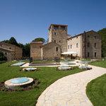 Badia Torre lato piscina