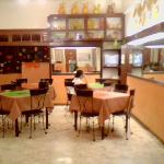 their lounge/cafeteria