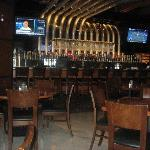 Bar Area, Check out the beer spigots