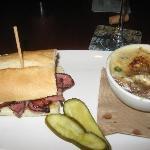 Soup & Sandwichh Combo