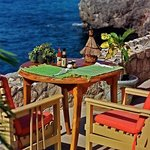 Your Table at the edge of the cliffs