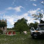 Camp mit Turm