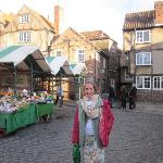 Mercado diario de York