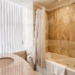Toshi Corner Bathroom
