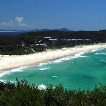 Boomerang Beach looking North