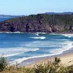 Boomerang Beach Looking South