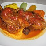 Chicken with Creole Sauce