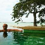 Paradise found at Cayo Espanto