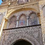 Puerta del perdón Mezquita de Córdoba