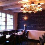 beatiful restaurant