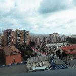 Vistas dia Nublado