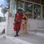 con Masai del Barracuda