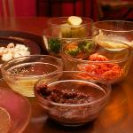Lovely side dishes