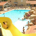 The pool complex