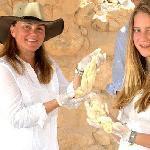 Masada Challah Baking Bat Mitzvah Tour Experience