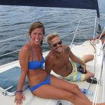 looking good under sail