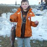 Ice Fishing Derby winner