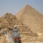 Pyramids up Close