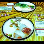 Izkaya Restaurant Rotterdam Interactive Table