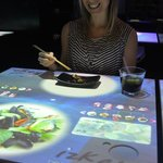 Izkaya Restaurant Rotterdam Interactive Table 2