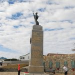 1882 Falkland Liberation Monument in Stanley