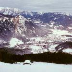 Berchtegaden on Christmas Day