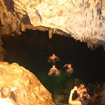 Anahulu Cave - The Underground Swimming Pool