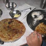 Yummy Paranthas...!!!