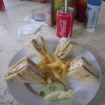 mmm club sandwich anyone?