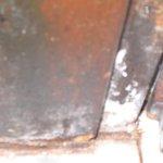 råtne og muggete dørkarmer