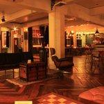 KEX restaurant, lounge, lobby