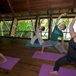 In Yoga Practice...