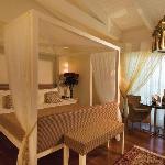 suite hotel Posillipo