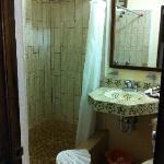 salla de bain chambre 333