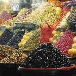 Aceitunas de Meknes