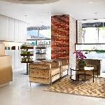 Corbu Spa & Salon Lobby