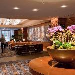 Charles Hotel Lobby