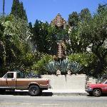 Supposed location of Black Dahlia Murder