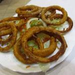 Odd onion bhaji's