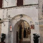 'Porta Piccènne' ingresso centro storico