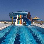 top pool slides